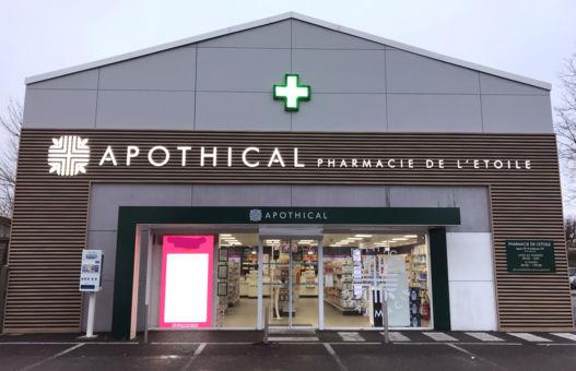 Pharmacie de l'Etoile,ANDERNOS-LES-BAINS