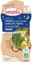 BABYBIO Bol Bonne Nuit Panais Haricots verts Blé à ANDERNOS-LES-BAINS