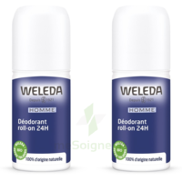Weleda Duo Déodorant Roll-on 24H Homme 100ml à ANDERNOS-LES-BAINS