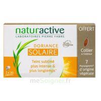 Naturactive Doriance Solaire 2x30 Capsules + 1 Collier Offert à ANDERNOS-LES-BAINS