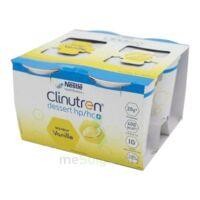 Clinutren Dessert 2.0 Kcal Nutriment Vanille 4cups/200g à ANDERNOS-LES-BAINS