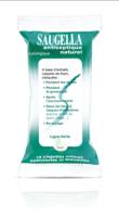 SAUGELLA ANTISEPTIQUE Lingette hygiène intime Paquet/15 à ANDERNOS-LES-BAINS