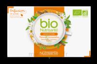 Nutrisanté Infusions Bio Tisane Digestion 20 Sachets à ANDERNOS-LES-BAINS