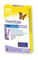Freestyle Optium Beta-Cetones électrodes B/10 à ANDERNOS-LES-BAINS