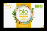 Nutrisanté Infusions Bio Tisane Régulation Des Sucres 20 Sachets à ANDERNOS-LES-BAINS