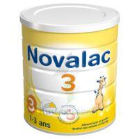 Novalac 3 Croissance lait en poudre 800g à ANDERNOS-LES-BAINS