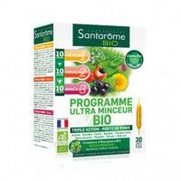 Santarome Bio Programme ultra minceur Solution buvable 30 Ampoules/10ml à ANDERNOS-LES-BAINS