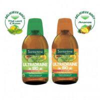 Ultradraine Bio Solution buvable Thé vert citron Fl/500ml à ANDERNOS-LES-BAINS