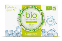 Nutrisanté Infusions Bio Tisane froide Minceur 20 Sachets à ANDERNOS-LES-BAINS