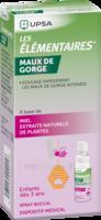 LES ELEMENTAIRES Spray buccal maux de gorge enfant Fl/20ml à ANDERNOS-LES-BAINS