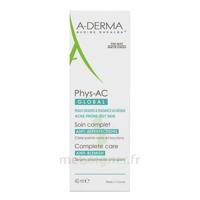 Aderma Phys'ac Global Soin Imperfection Sévères 40ml à ANDERNOS-LES-BAINS