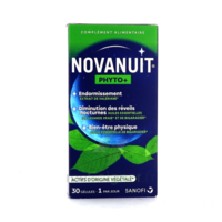 Novanuit Phyto+ Comprimés B/30 à ANDERNOS-LES-BAINS