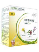 NATURACTIVE FLUIDE STICK URINAIRE, bt 15 à ANDERNOS-LES-BAINS