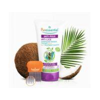 Puressentiel Anti-poux Shampooing Masque Traitant 2 En 1 Anti-poux Avec Peigne - 150 Ml à ANDERNOS-LES-BAINS