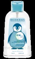 Abcderm H2o Solution Sans Rinçage Nettoyante Bébé Fl Pompe/1l à ANDERNOS-LES-BAINS