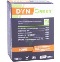 Synactifs Dyngreen Bio Gélules B/30 à ANDERNOS-LES-BAINS