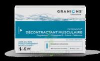 Granions Décontractant musculaire Solution buvable 2B/30 Ampoules/2ml à ANDERNOS-LES-BAINS