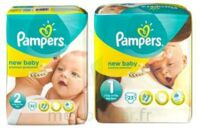 PAMPERS NEW BABY PREMIUM PROTECTION, taille 2, 3 kg à 6 kg, sac 32 à ANDERNOS-LES-BAINS