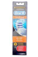Brossette De Rechange Oral-b Trizone X 3 à ANDERNOS-LES-BAINS