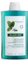 Klorane Menthe Aquatique Shampooing Détox 400ml à ANDERNOS-LES-BAINS