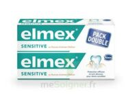ELMEX SENSITIVE DENTIFRICE, tube 75 ml, pack 2 à ANDERNOS-LES-BAINS