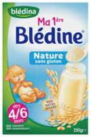 Blédine Ma 1ère blédine nature 250g à ANDERNOS-LES-BAINS