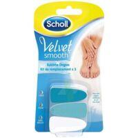Scholl Velvet Smooth Ongles Sublimes Kit De Remplacement à ANDERNOS-LES-BAINS