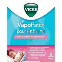 VICKS VAPOPATCH ENFANTS à ANDERNOS-LES-BAINS