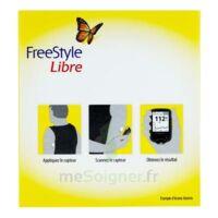 Freestyle Libre lecteur de glycémie à ANDERNOS-LES-BAINS
