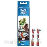 Oral-B Stages Power Star Wars 2 brossettes à ANDERNOS-LES-BAINS