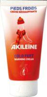 Akileïne Crème réchauffement pieds froids 75ml à ANDERNOS-LES-BAINS