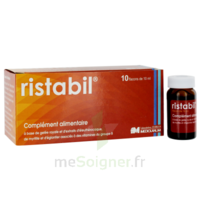 Ristabil Anti-fatigue Reconstituant Naturel B/10 à ANDERNOS-LES-BAINS