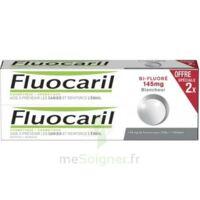 Fluocaril Bi-Fluoré 145 mg Pâte dentifrice blancheur 2*75ml à ANDERNOS-LES-BAINS