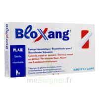 BLOXANG Eponge de gélatine stérile hémostatique B/5 à ANDERNOS-LES-BAINS