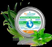 Puressentiel Respiratoire Gommes Menthe-eucalyptus Respiratoire - 45 G à ANDERNOS-LES-BAINS