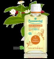 Puressentiel Articulations & Muscles Huile de massage BIO** Effort Musculaire - Arnica - Gaulthérie - 200 ml à ANDERNOS-LES-BAINS