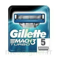 Gillette Match3 Turbo 5 lames à ANDERNOS-LES-BAINS