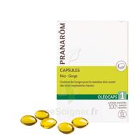 Pranarom Oleocaps 1 Caps Nez Gorge Oreilles à ANDERNOS-LES-BAINS