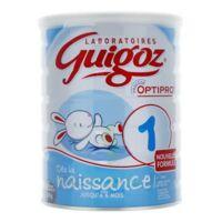 GUIGOZ 1, bt 800 g à ANDERNOS-LES-BAINS