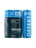 Dermophil Indien Protection Quotidienne Lèvres 4g lot de 3 à ANDERNOS-LES-BAINS