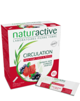 Naturactive Phytothérapie Fluides Solution Buvable Circulation 15sticks/10ml à ANDERNOS-LES-BAINS