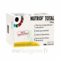Nutrof Total Caps Visée Oculaire B/180 à ANDERNOS-LES-BAINS