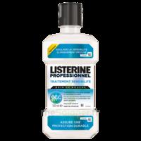 Listerine Professionnel Bain bouche traitement sensibilité 500ml à ANDERNOS-LES-BAINS