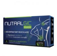 Nutralgic Muscle Comprimés décontractant musculaire B/14 à ANDERNOS-LES-BAINS