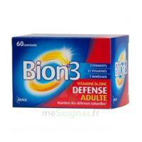 Bion 3 Défense Adulte Comprimés B/60 à ANDERNOS-LES-BAINS