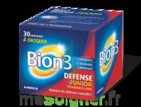 Bion 3 Défense Junior Comprimés à croquer framboise B/30 à ANDERNOS-LES-BAINS