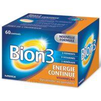 Bion 3 Energie Continue Comprimés B/60 à ANDERNOS-LES-BAINS