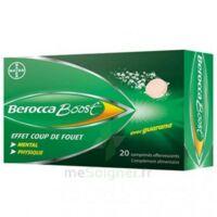 Beroccaboost Comprimés effervescents B/20 à ANDERNOS-LES-BAINS