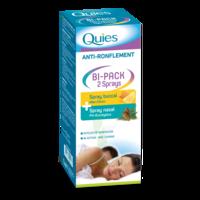 Quies Bi-Pack 2 Sprays buccal et nasale anti-ronflement à ANDERNOS-LES-BAINS