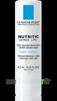 Nutritic Stick Lèvres Sèche Sensibles Etui/4,7ml à ANDERNOS-LES-BAINS